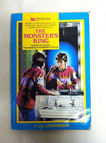 9780671644413: The Monster's Ring