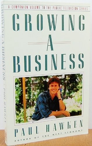 9780671644574: Growing a Business: A Companion Volume to the Public Television Series