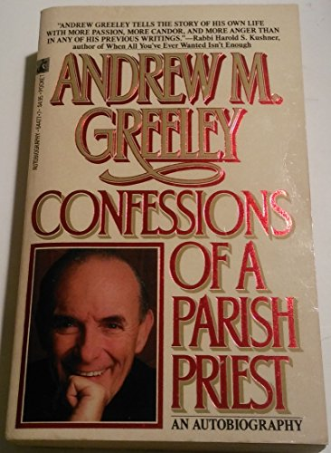 9780671644772: Confessions of a Parish Priest