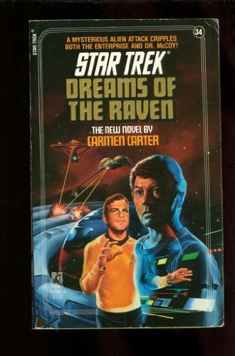 Dreams of the Raven (Star Trek): Carmen Carter