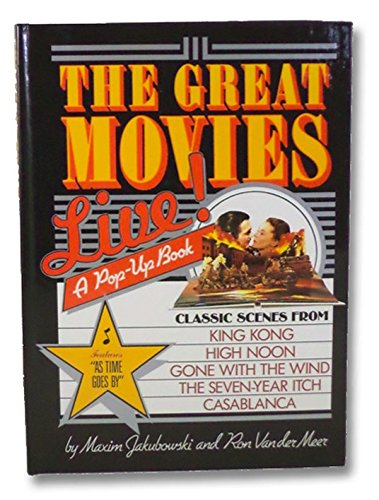 The Great Movies Live: Jakubowski, Maxim & Ron Van Der Meer