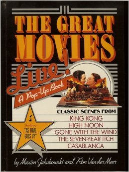 The Great Movies Live: Jakubowski, Maxim and Ron Van Der Meer