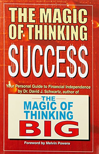9780671645120: The Magic of Thinking Big