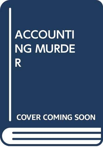 9780671645502: Accounting for Murder