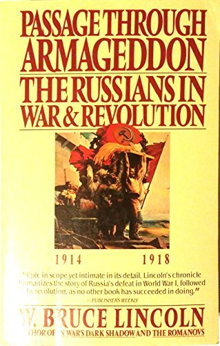 9780671645601: Passage Through Armageddon: the Russians in War and Revolution 1914-1918