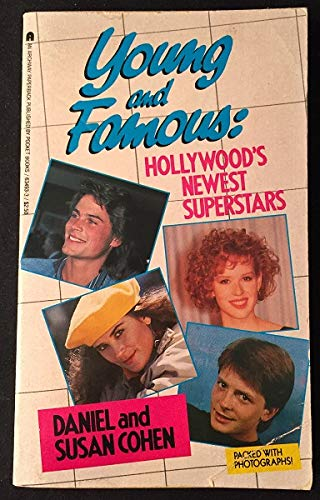 Young and Famous: Sports' Newest Superstars (0671645978) by Cohen, Daniel; Cohen, Susan