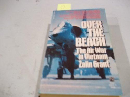 9780671646127: OVER THE BEACH: AIR WAR IN VIETNAM
