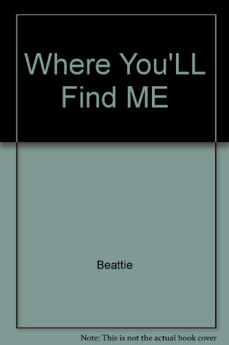 Where You'll Find Me and Other Stories (tape cassette audio book)