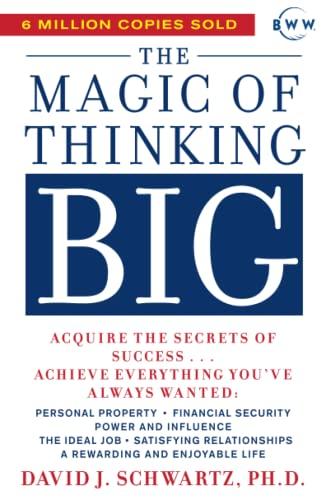 9780671646783: Magic of Thinking Big
