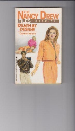 9780671646974: Death by Design (Nancy Drew Casefiles, Case 30)