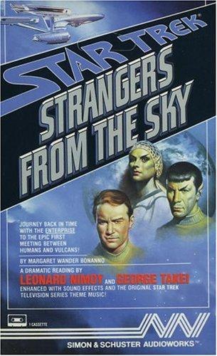 9780671647186: Star Trek: Strangers from the Sky