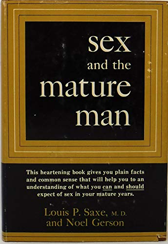 Sex and the Mature Man: MD Louis P.
