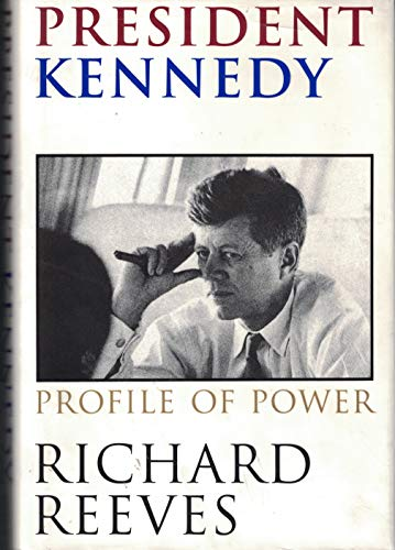 9780671648794: President Kennedy: Profile of Power