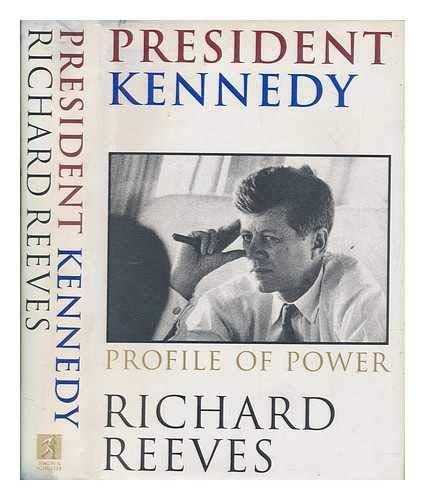 9780671648794: President Kennedy: Profile of Power