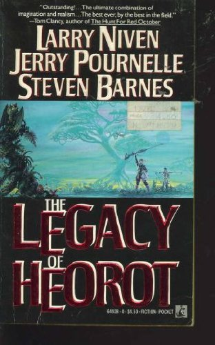 Legacy of Heorot: Larry Niven, Jerry