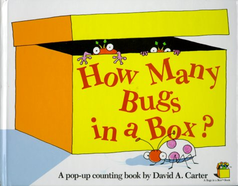 9780671649654: How Many Bugs in a Box?: A Pop Up Counting Book (Bugs in a Box Books)