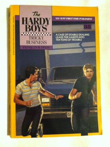 9780671649739: Tricky Business (The Hardy Boys #88)
