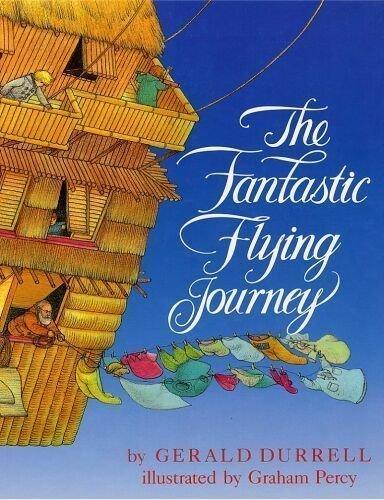 9780671649821: The Fantastic Flying Journey