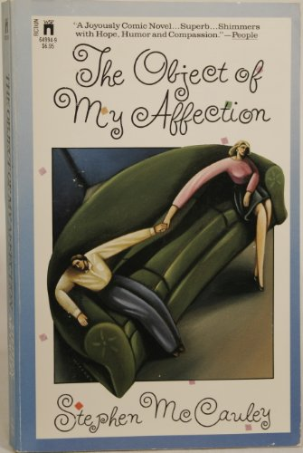 9780671649944: The Object of My Affection: A Novel