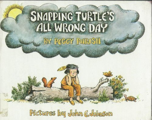 9780671650933: Snapping Turtle's All Wrong Day