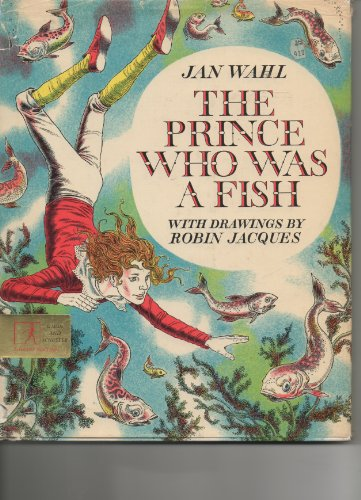 The Prince Who Was a Fish: Wahl, Jan