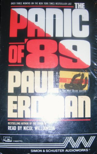 The Panic of '89: Erdman, Paul