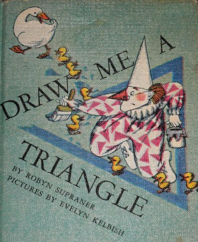 Draw me a triangle: Robyn Supraner