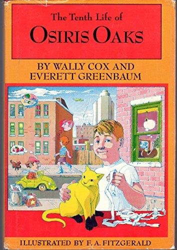 9780671651909: The tenth life of Osiris Oaks