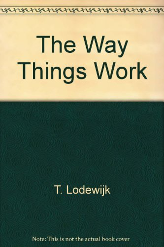 9780671652128: The way things work;: An illustrated encyclopedia of technology,