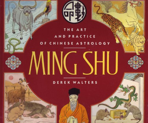 9780671652463: Ming Shu: The Art and Practice of Chinese Astrology
