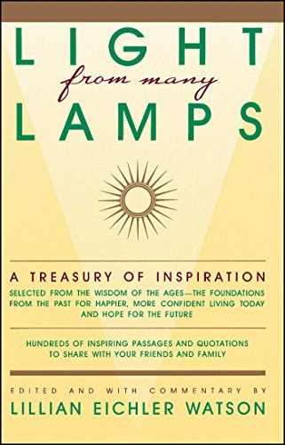 9780671652500: Light from Many Lamps