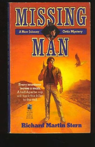 9780671652616: Missing Man (A New Johnny Ortiz Mystery)