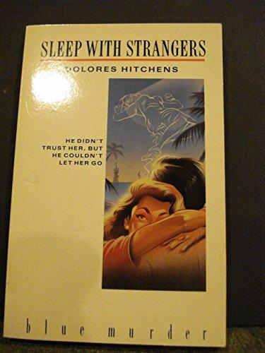 9780671652869: Sleep with Strangers (Blue Murder)