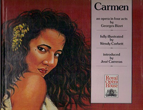 9780671652944: Carmen: An Opera in Four Acts