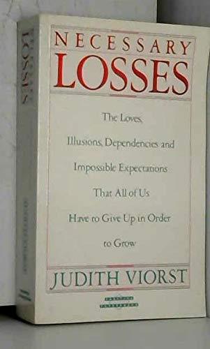 9780671653200: Necessary Losses