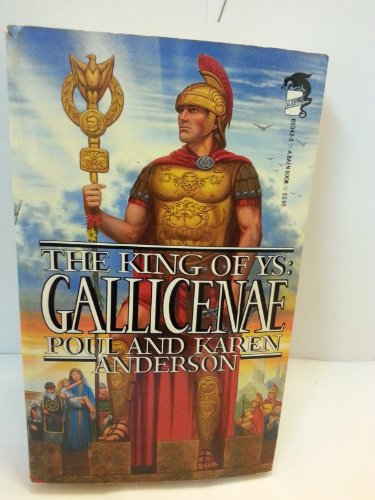 9780671653422: The King of Ys: Gallicenae (Sign of the Dragon)
