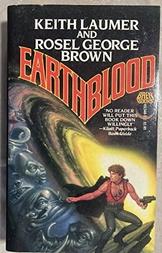 9780671653484: Earthblood