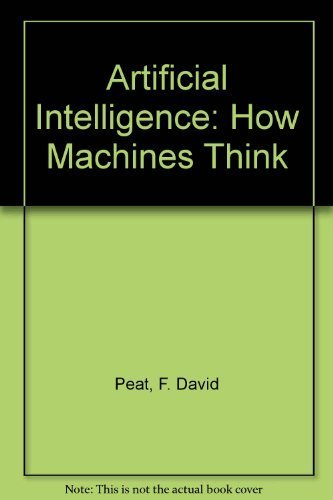 9780671653774: Artificial Intelligence: How Machines Think