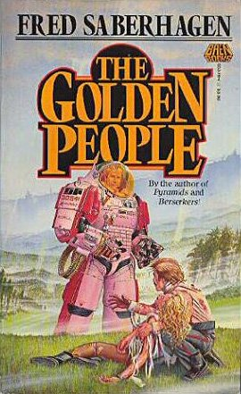 9780671653781: The Golden People