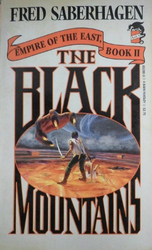 9780671653903: The Black Mountains (Empire of the East, Book 2)