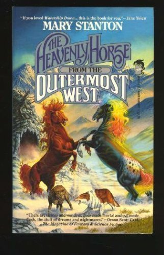 9780671654108: The Heavenly Horse from the Outermost West