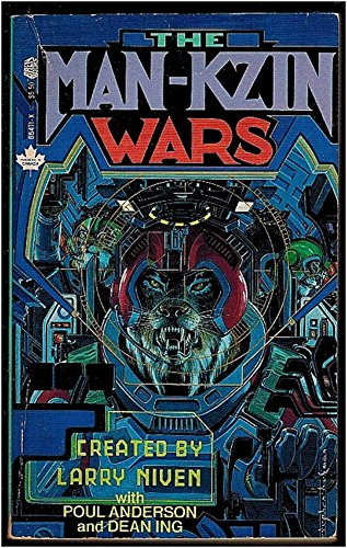 9780671654115: The Man-kzin Wars