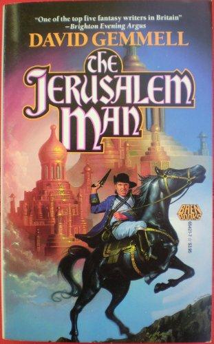 9780671654214: The Jerusalem Man