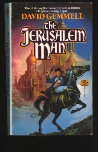 9780671654214: The Jerusalem Man