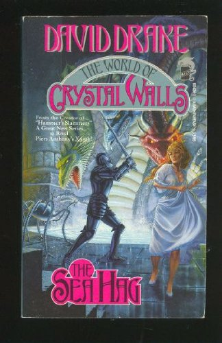 9780671654245: Sea Hag (World of Crystal Walls, No 1)