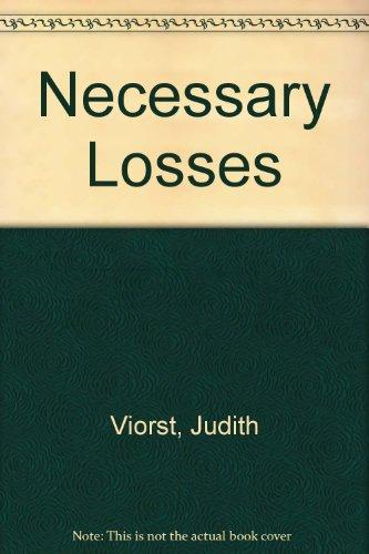9780671654443: Necessary Losses