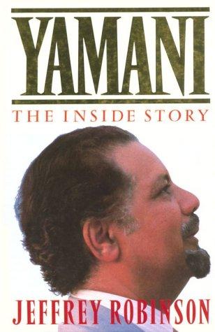 9780671654818: Yamani: The Inside Story