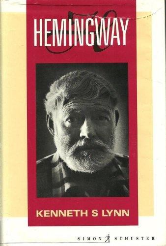 9780671654825: Hemingway: His Life and Work