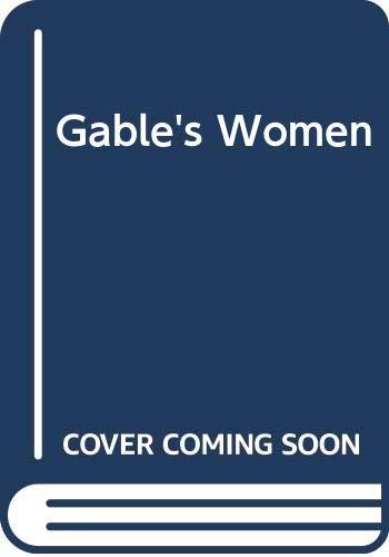 9780671654832: Gable's Women