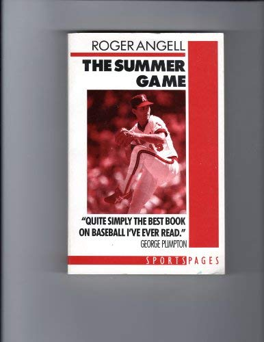 Summer Game (9780671655099) by Roger Angell